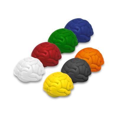Maggenta  Produtos Promocionais - Anti-Stress Formato de Cérebro Personalizado 1