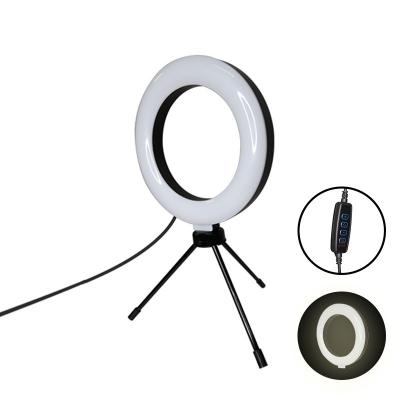 Maggenta  Produtos Promocionais - Iluminador Ring Light Personalizado 1