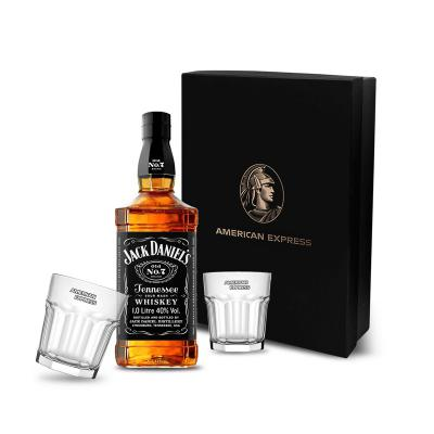 Maggenta  Produtos Promocionais - Kit Bebida Com Whisky Personalizado 1