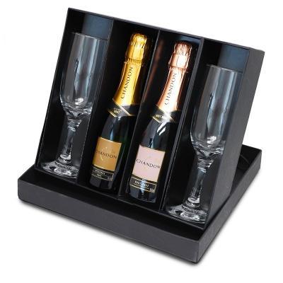 Maggenta  Produtos Promocionais - Kit Bebida Espumante Chandon  Personalizado 1