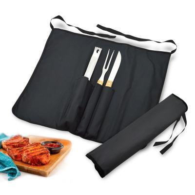 Maggenta  Produtos Promocionais - Kit Churrasco Personalizado com 4pçs 1