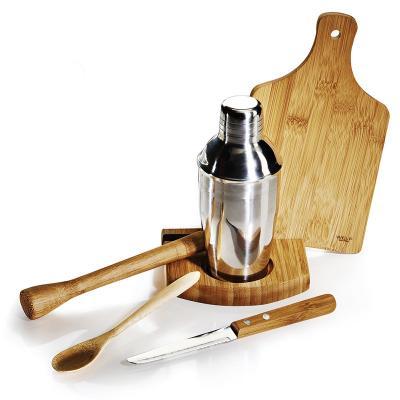 Maggenta  Produtos Promocionais - Kit para Caipirinha Promocional com 6 Peças 1
