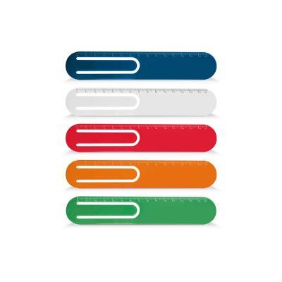 Maggenta  Produtos Promocionais - Régua de 15 cm com Clipe Personalizada 1