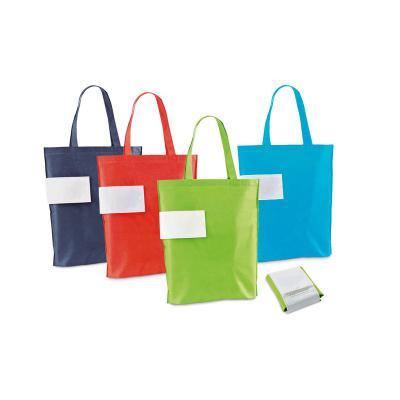Maggenta  Produtos Promocionais - Sacola Dobrável Non-woven 80 g/m² Personalizada 1