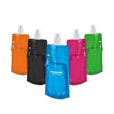 Maggenta  Produtos Promocionais - Squeeze Dobrável Personalizado 1
