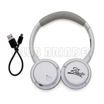 Club Brindes - Head Fone Bluetooth