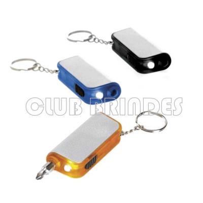 club-brindes - Chaveiro Ferramenta com LED