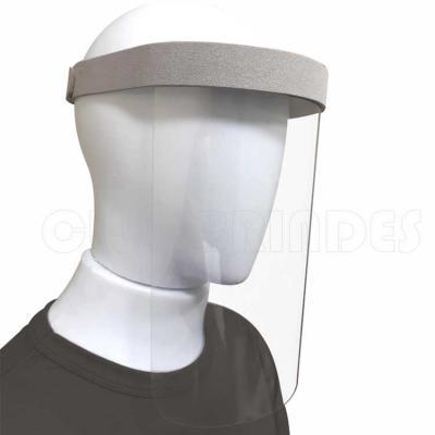 Club Brindes - Máscara de Proteção Facial em Plástico