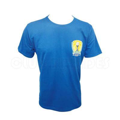 Club Brindes - Camiseta Penteada