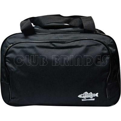 Club Brindes - Bolsa de academia em nylon ripstop
