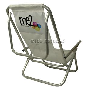 Club Brindes - Cadeira de praia - várias cores