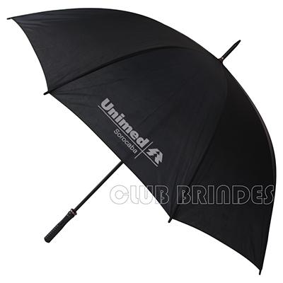 Club Brindes - Guarda chuva portaria 140/150cm diâmetro, disponível em várias cores.