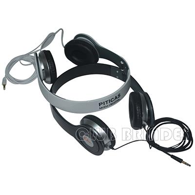 Club Brindes - Head phone.