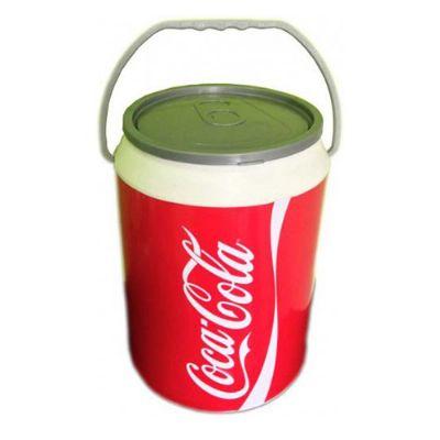 Finaú Brindes Promocionais - Cooler personalizado para 15 latas com formato de lata.