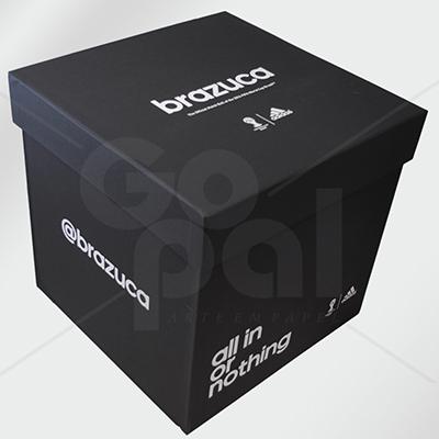 Craft House Brasil - Caixa de papelão