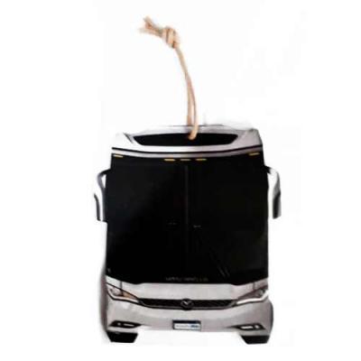 Layout Brindes - Aromatizador para carro