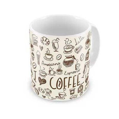 Nexo Brindes - Caneca de cafezinho