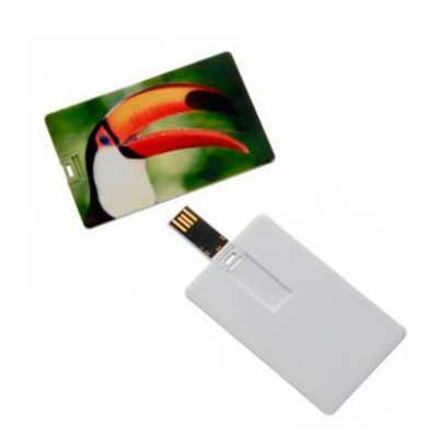 MDM Brindes - Pen Card PVC Personalizado 4 e 8 GB