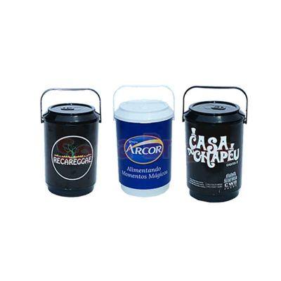 Sertha Brindes - Cooler personalizado - 6 Latas