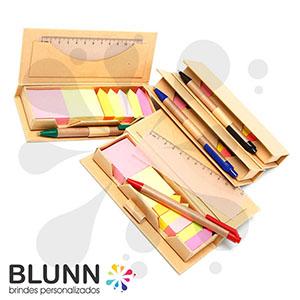 blunn - Bloquinho de anotações ecológico