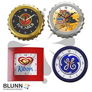blunn - Relógio de parede