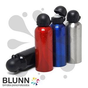 Blunn - squeeze em alumínio.