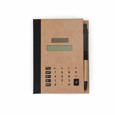Brindez - Brindes Promocionais - Bloco de Anotações com Sticky notes e Calculadora