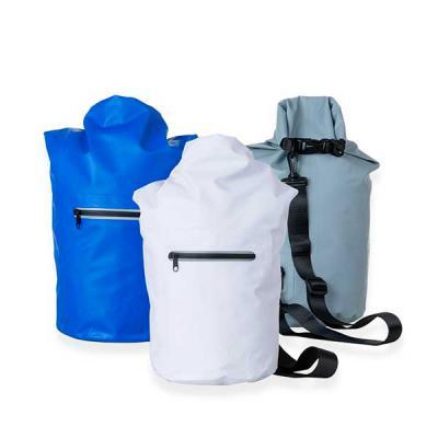 Brindez Brindes Promocionais - Mochila saco 10 litros à prova d´água. Material confeccionado em lona, possui costura soldada resistente, lacre dobrável, alça ajustável para costa(re...