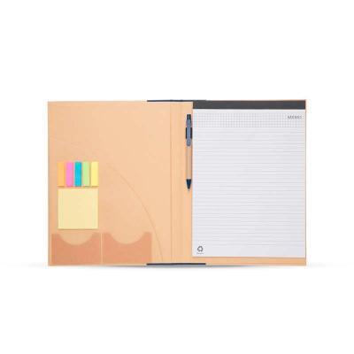 Brindez Brindes Promocionais - Bloco de anotação com sticky notes e caneta
