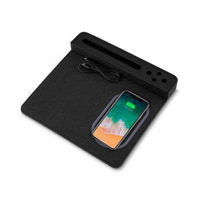 Brindez Brindes Promocionais - Mouse pad com carregador por indução