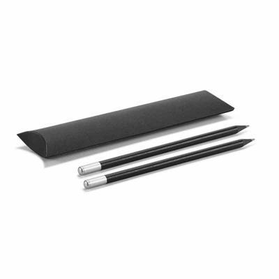 Brindez Brindes Promocionais - Conjunto de lápis. Com bolsa de oferta em cartão