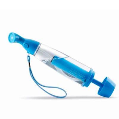 Brindez - Brindes Promocionais - Nebulizador Vaporizador Portátil (Álcool ou Água)  Nebulizador portátil. Prático para carregar na bolsa, mochila, porta-luva. Ótimo para praia ou acad...