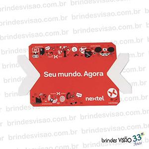 Brindes Visão - O Rei do E.V.A. - Mouse Pad com base em borracha anti derrapante, impressão 1,2,3, ou 4 cores. Formato especial condições especiais