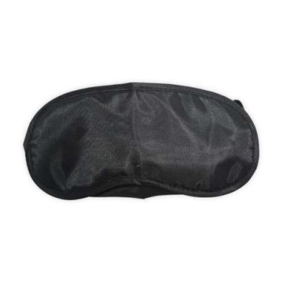 EWOX Promocional - Máscara de olhos para dormir, material de cetim revestido internamente com espuma para um maior conforto. Possui doi elásticos de nylon, acompanha par...