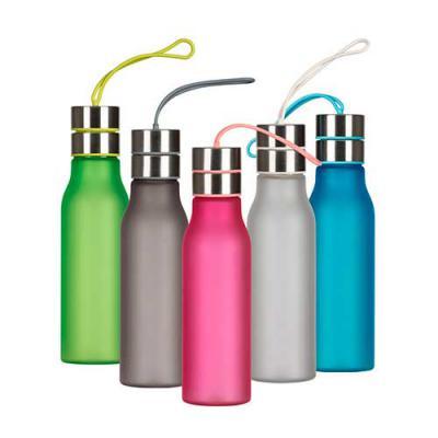 Ewox Promocional - Squeeze Plástico Fosco 600ml 13778
