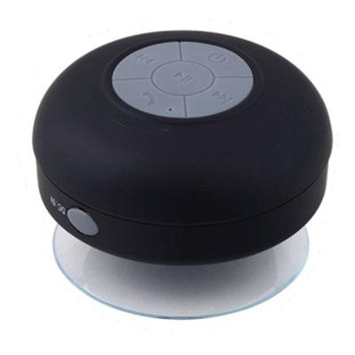 Ewox Promocional - Caixa de som com bluetooth a prova de água. Bateria recarregável