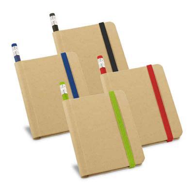 Fly Brindes - Caderno capa dura com lápis