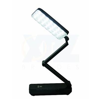 Fly Brindes - Luminária de mesa com led
