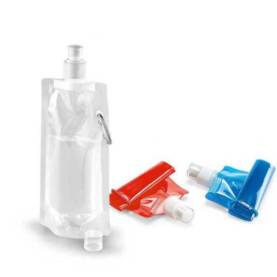 BrindeShop - Squeeze dobrável PE 460 ml
