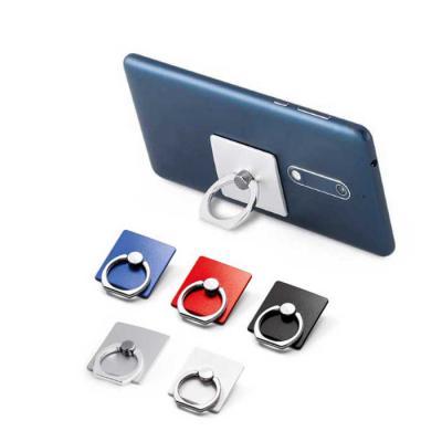 BrindeShop - Suporte para celular em ABS com adesivo no verso