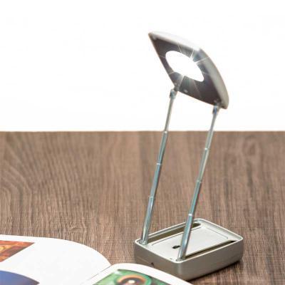 Arena Brindes Personalizados - Luminária Plástica Retrátil