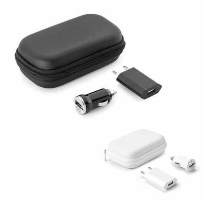 Arena Brindes Personalizados - Kit de adaptadores USB