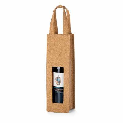Arena Brindes Personalizados - Sacola para 1 garrafa