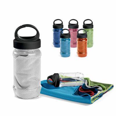Arena Brindes Personalizados - Toalha para esporte em poliamida e poliéster