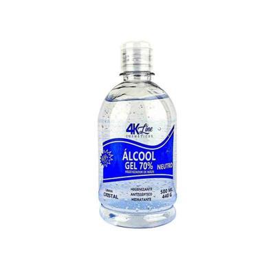 Seleta Brindes - Álcool em gel 500ml
