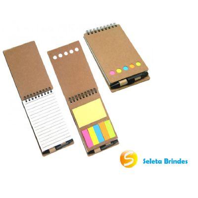 Seleta Brindes - Bloco de anotações