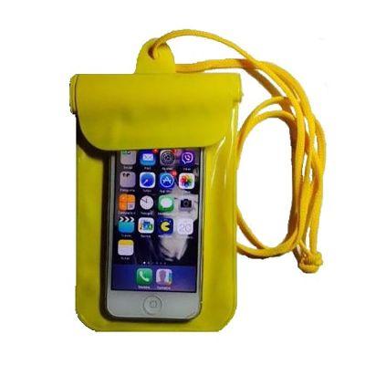 Luxus Comercial - Porta celular a prova de água. Ideal para  praia ou piscina. Proteja seja celular