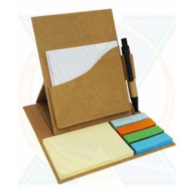 RF Canetas e Brindes - Bloco de anotação de mesa