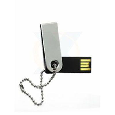 RF Canetas e Brindes - Pen drive cromado 4GB