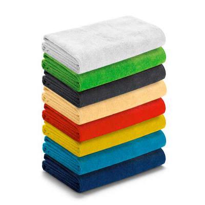 Amora Brindes - Toalha de praia. Microfibra: 250 g/m². Fornecida com sacola em non-woven (80 g/m²). 1500 x 750 mm | Sacola: 330 x 415 x 100 mm
